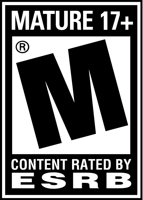 Game Ratings Mature 5