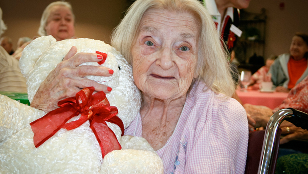 christmas project simple gifts for nursing home residents