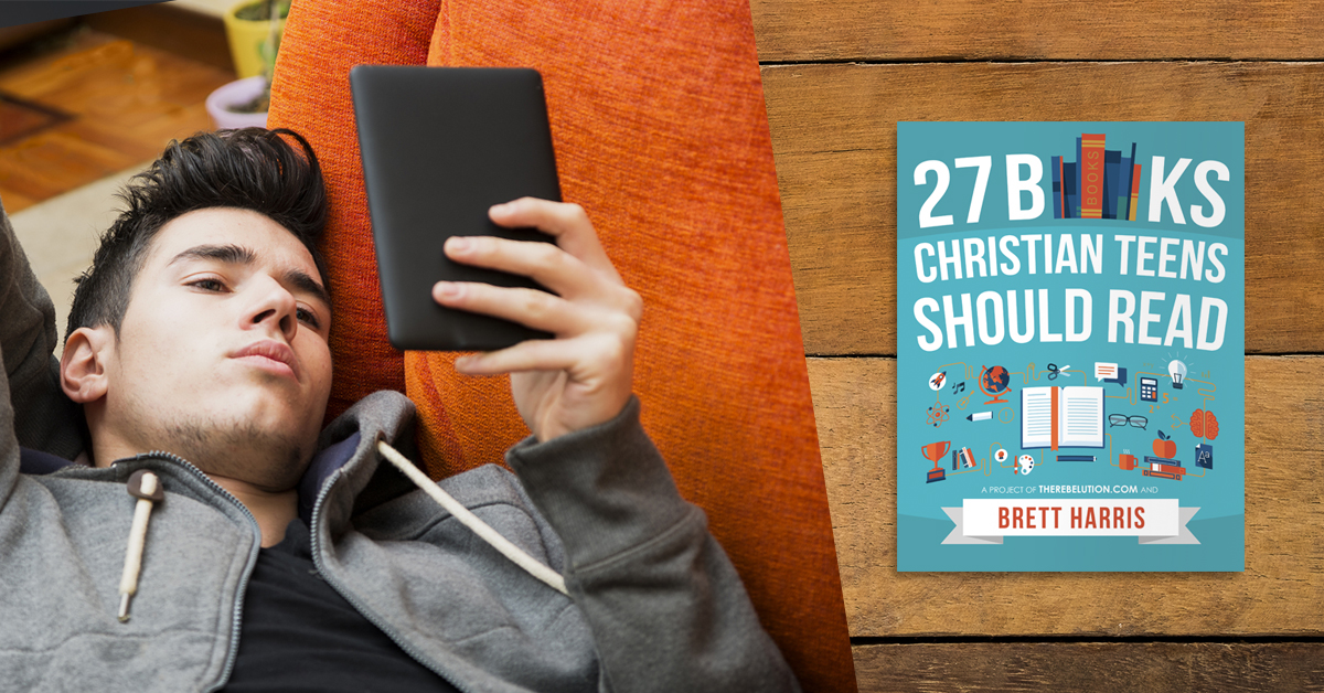27 Books Christian Teens Should Read (And Grownups Should Too)