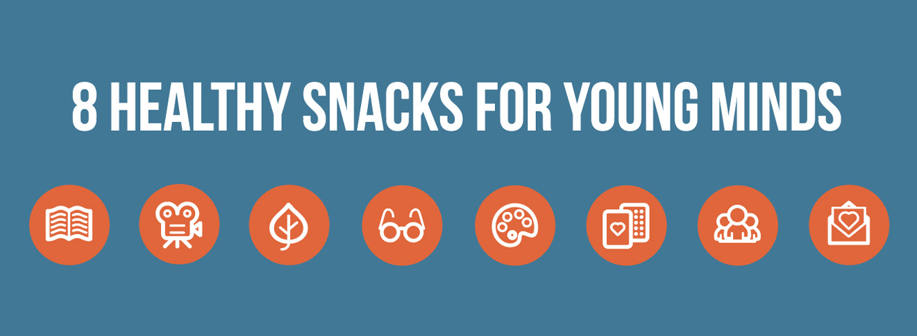 8 Healthy Snacks For Young Minds