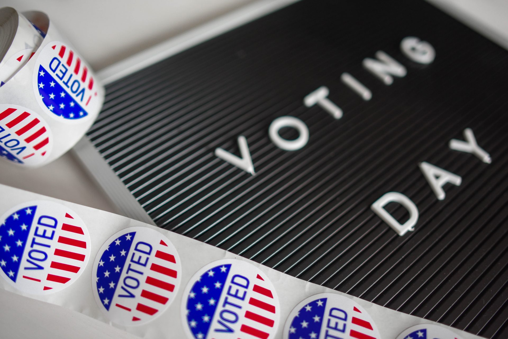 Thy Kingdom Come: Being a Counterculture Teen on Election Day