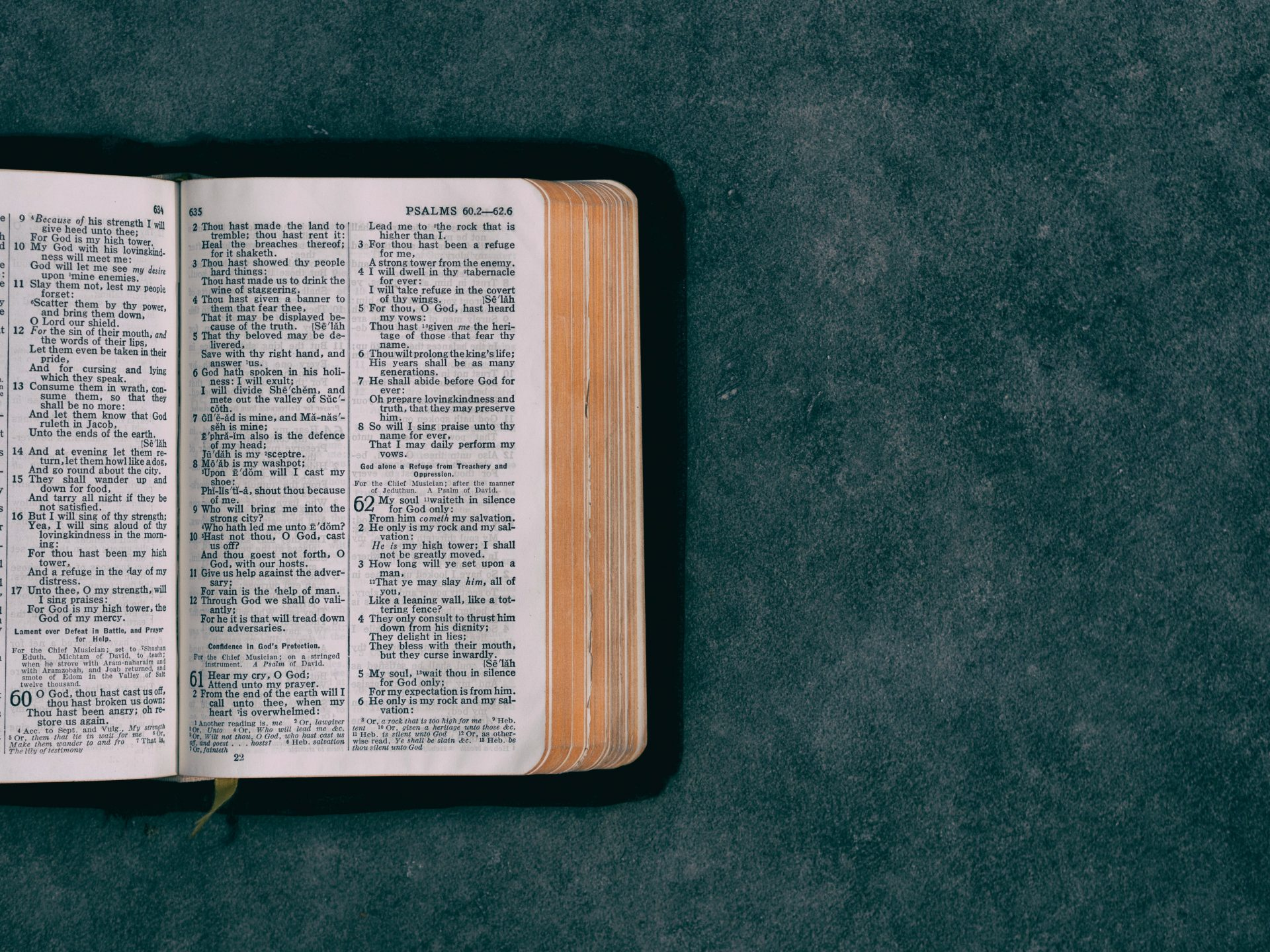 4 Reasons Christians Need to Read The Old Testament