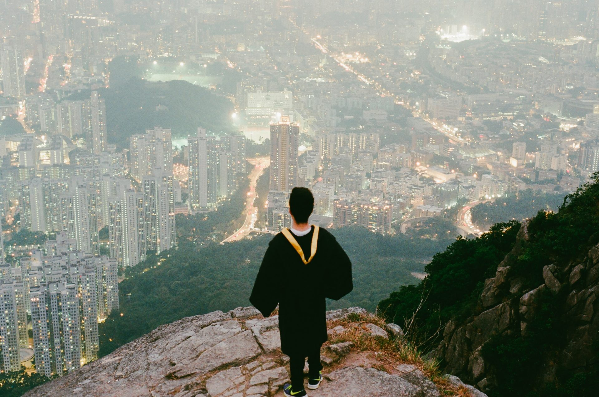 Dear Grad, Leverage Your Life for God's Glory