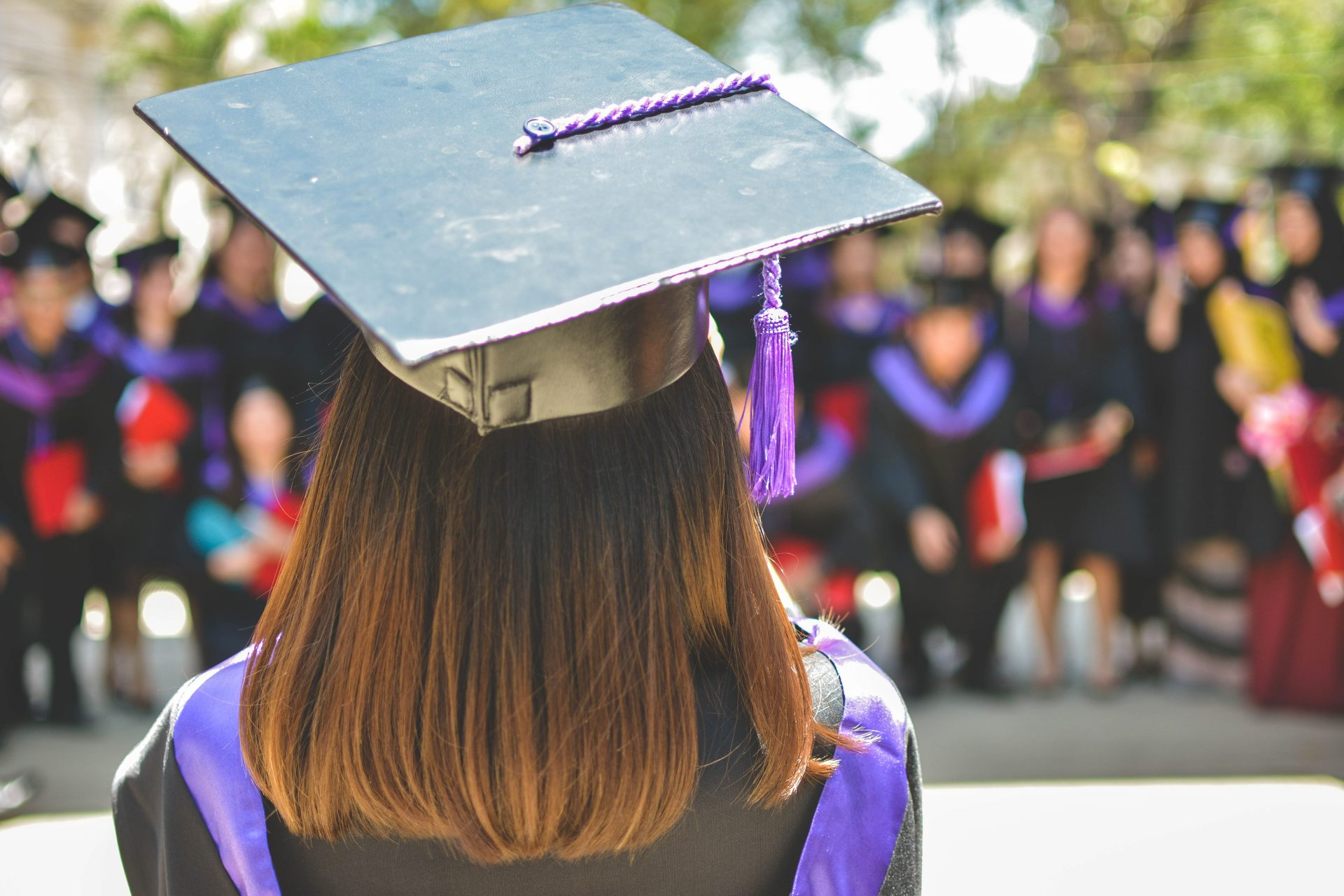 Advice and Encouragement for New Grads From the Reb Team